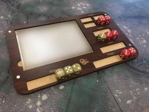 "Dice Tray WarCry ""M"" ver.1"