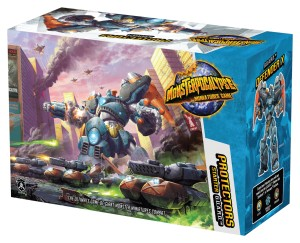 Monsterpocalypse - Starter Set Protectors