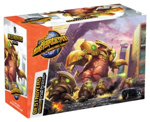 Monsterpocalypse - Starter Set Destroyers