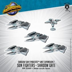 Shadow Sun Syndicate Unit Expansion 2