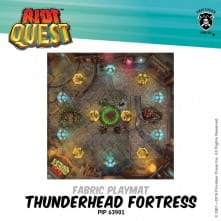 Thunderhead Fortress Fabric Playmat